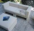 Serralunga Furniture Hour Sofa Two Seat