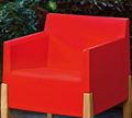 Kubric Outdoor Armchair