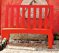 Serralunga Furniture Romeo Outdoor Bench