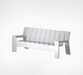Serralunga Furniture Coast Outdoor Bench